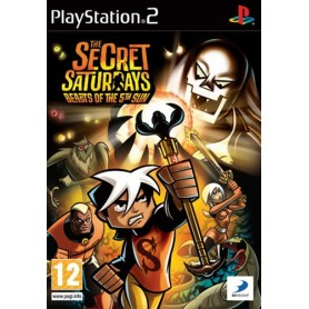 THE SECRET SATURDAYS PS2