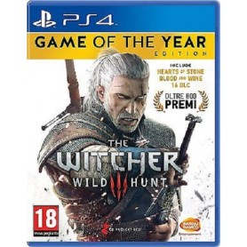 The Witcher 3 Wild Hunt GOTY Ed.PS4