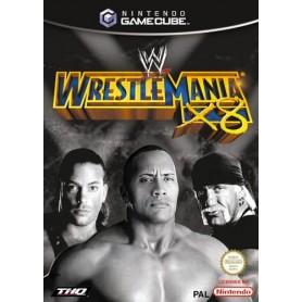 THQ Wrestle Mania X8 GC USATO-