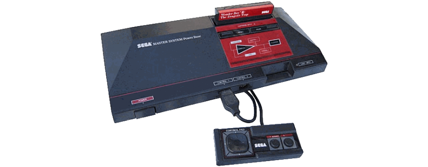 CONSOLE MASTER SYSTEM